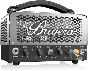 Bugera T5 Tube Guitar Amplifier Head