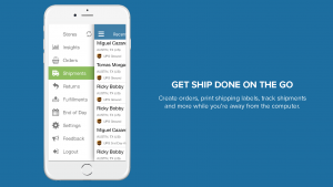 ShipStaion app